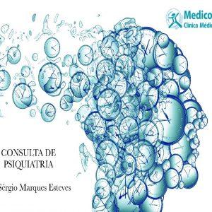 Consulta de Psiquiatria